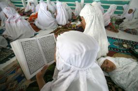 Koran reading