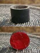 Bamboo ashtray made by me