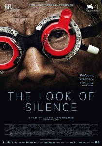 "Indonesian discoveries - ""The look of silence"""