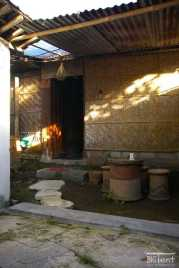 Outside yard from other corner