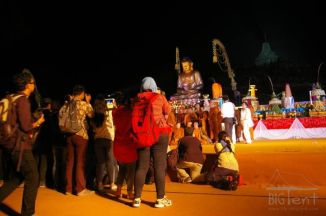 Photographers in Vesak day