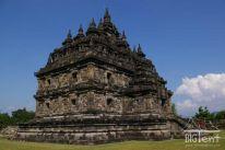Twin temple