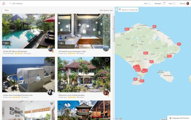 Pros and cons join Airbnb Bali