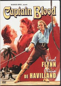 Captain Blood movie poster - 1935