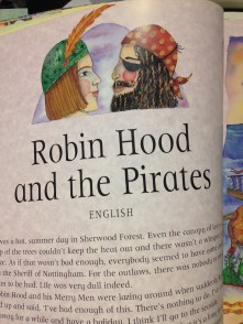 A pirate tale from literature