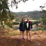 Bergsvandring och Discodans