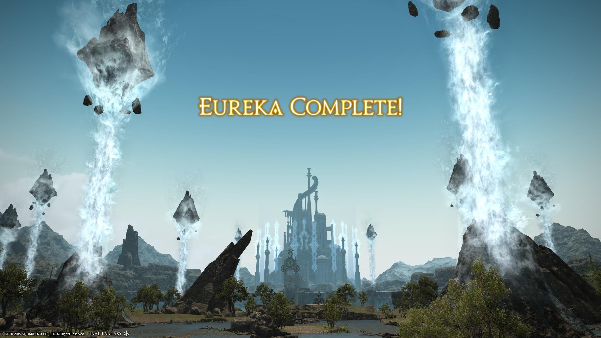 Life in Eorzea | Category | Eureka