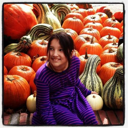 lorelei pumpkin