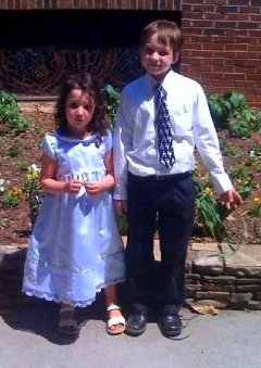 William's First Communion