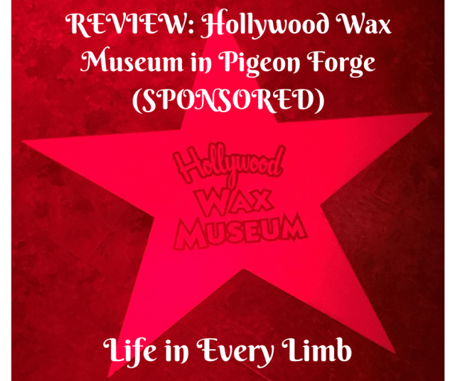 REVIEW- Hollywood Wax Museum in Pigeon Forge (SPONSORED)