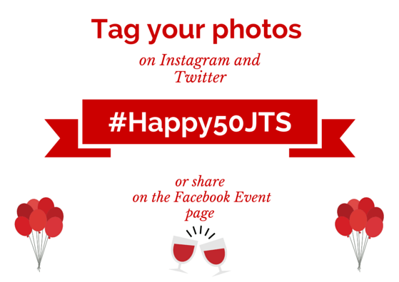 #Happy50JTS