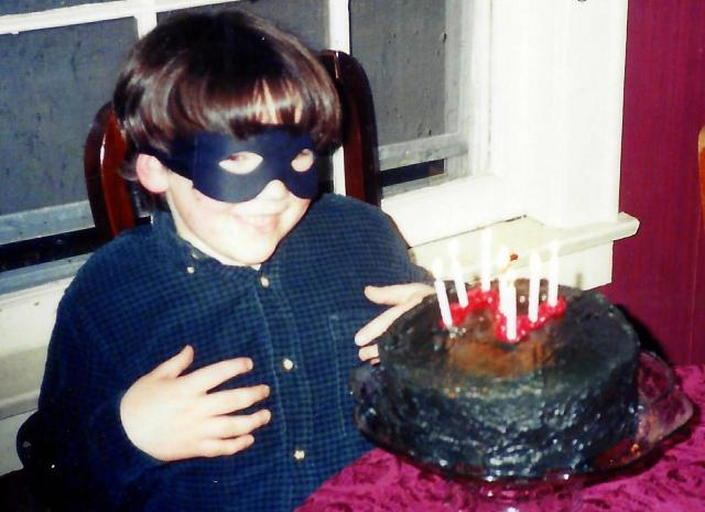 Teddy Zorro Birthday 2