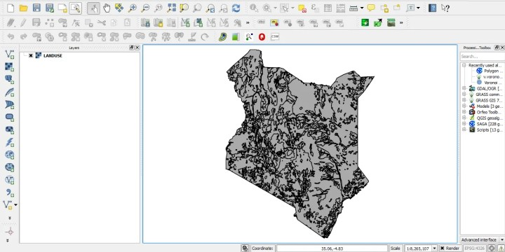 Adding layers from GeoServer in QGIS