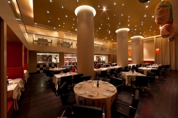 SD26 Main Dining Room