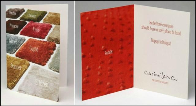 Carini Holiday Card
