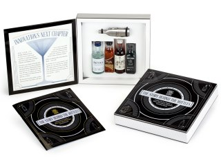 """The Story Behind the Bottles"" custom packaging promotion for William Grant & Sons"