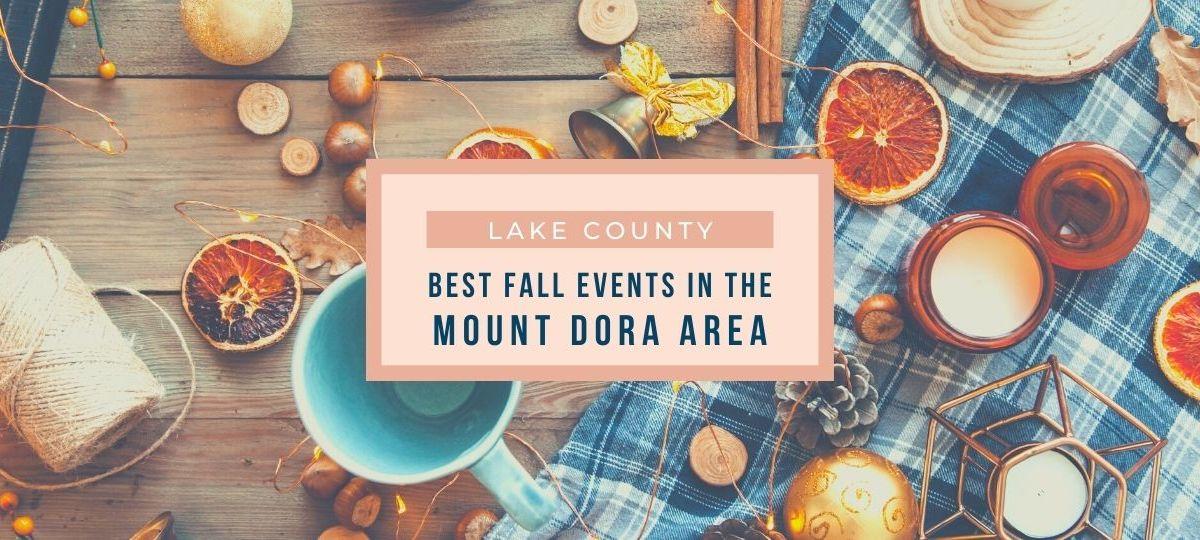 Mount Dora Fall Events