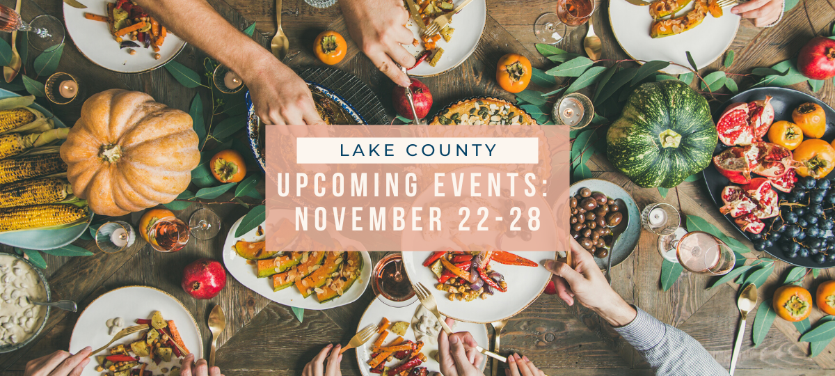 Thanksgiving Lake county