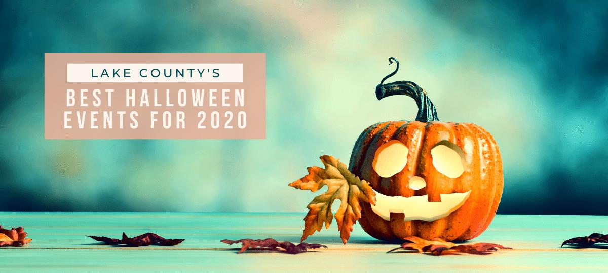 Lake Halloween Events 2020