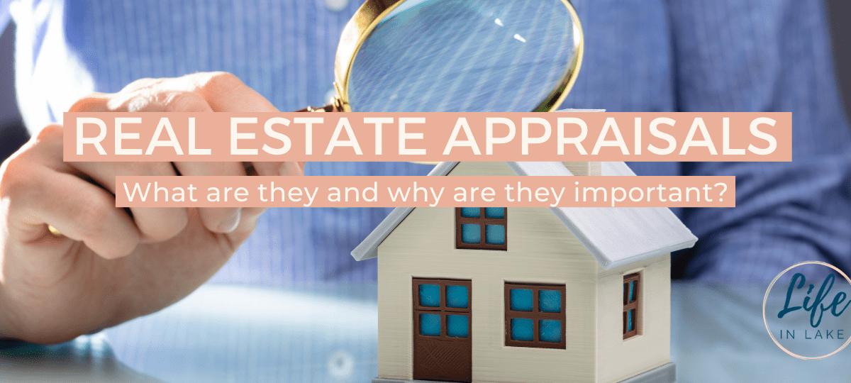 Real Estate Appraisals