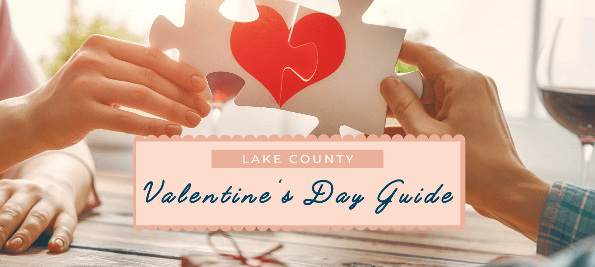 Valentines events Lake County