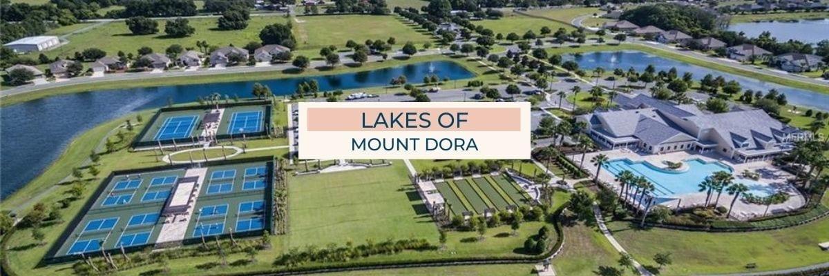 Lakes of Mount Dora