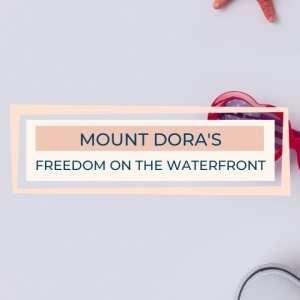 Mount Dora Fireworks