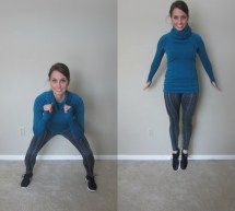 Minute Legs & Abs Workout Bodyweight Life In Leggings