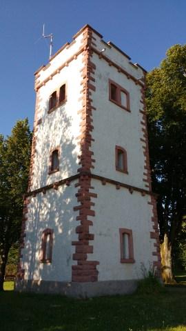 Hohe Flum tower