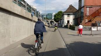 Cycling: Zürich offers a free bike hire service!