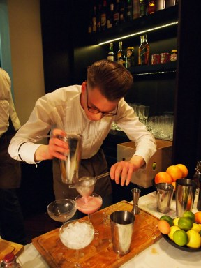 Mixologist, South Place Hotel