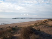 Camber Sands, The Gallivant, Rye