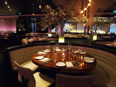 STK Restaurant, ME London
