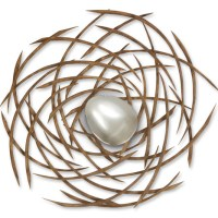 The Bird Nest Mirror by Christopher Guy