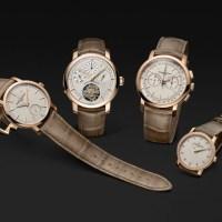 New time-pieces at Vacheron Constantin Paris boutique