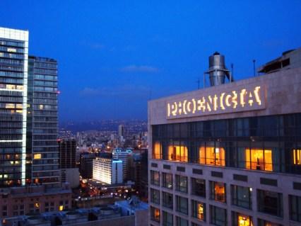 Phoenicia, Beirut