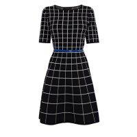 Fashion pick: Kim mono check dress from Coast