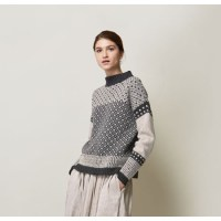 Fashion pick: Shetland fair isle pullover from Toast