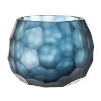 Design pick: Somba ocean blue tealight holder from Designers Guild