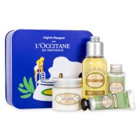 Beauty pick: Delicious almond tin from L'Occitane