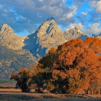 Grand Teton in Photos
