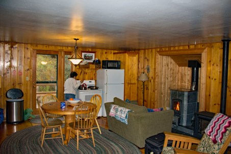 Gardiner Cabin 3
