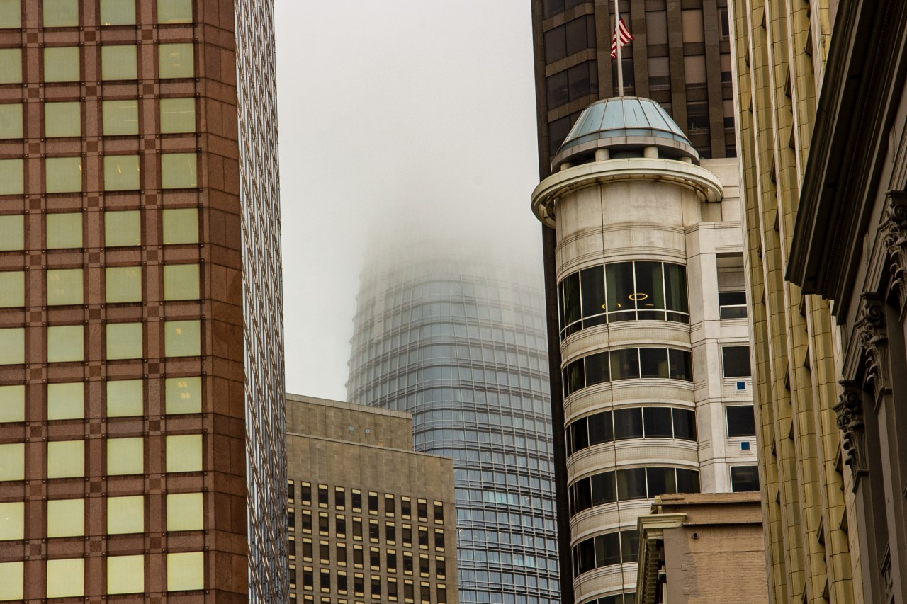 Salesforce in fog
