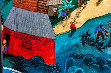 Kerouac Alley mural 2