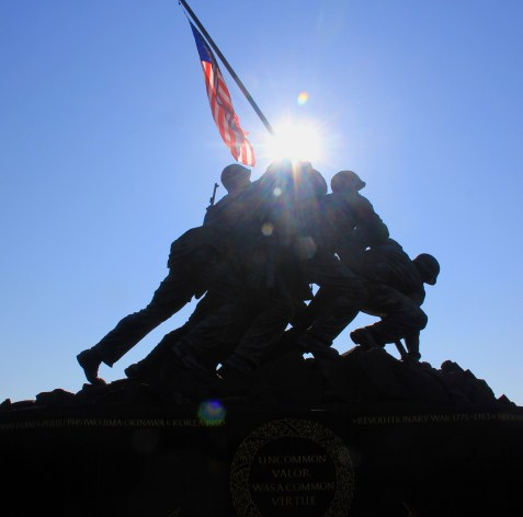 USMC sunrise 2