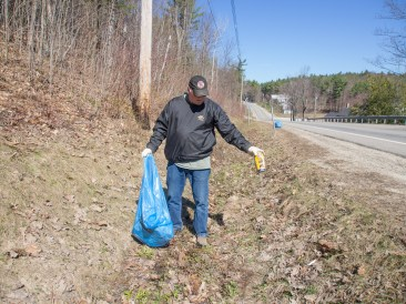 Town Cleanup Day