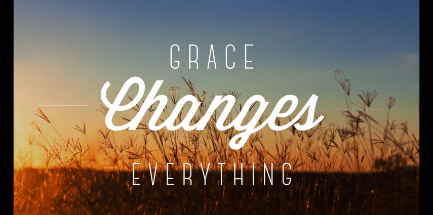 Grace in Abundance. ValentinasCorner.com