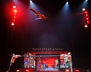 Happy 20th UniverSoul Circus 1