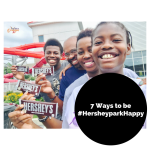 Top Seven Reasons to add Hersheypark to your Summer Fun!