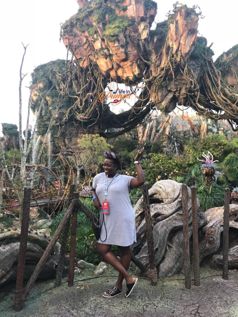 Disney Animal Kingdom Pandora World of Avatar